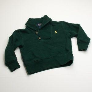 Polo Ralph Lauren kids cowl neck sweatshirt
